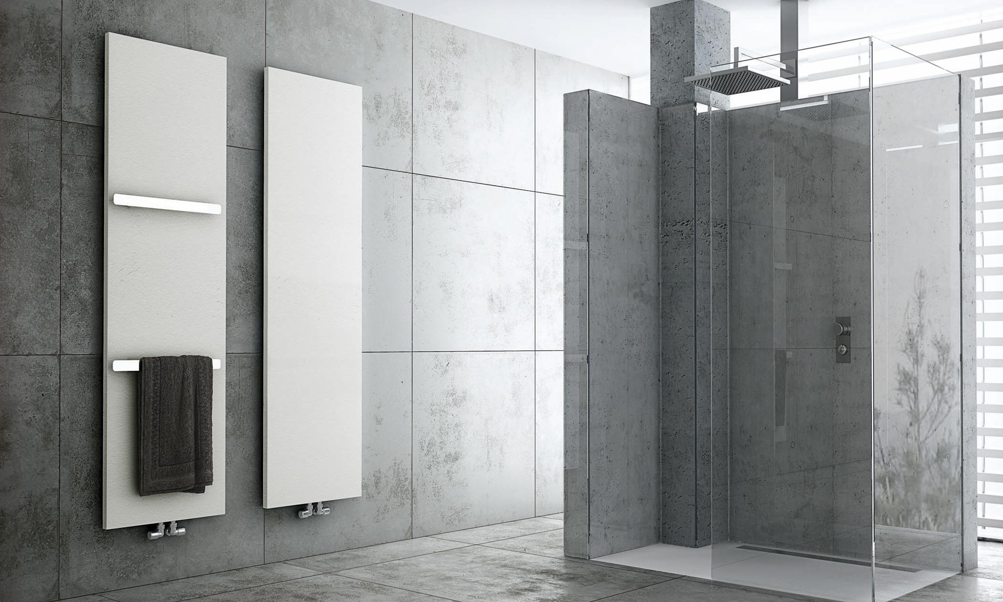 Badheizk rper und handtuchtrockner design endet nie - Radiator badezimmer ...