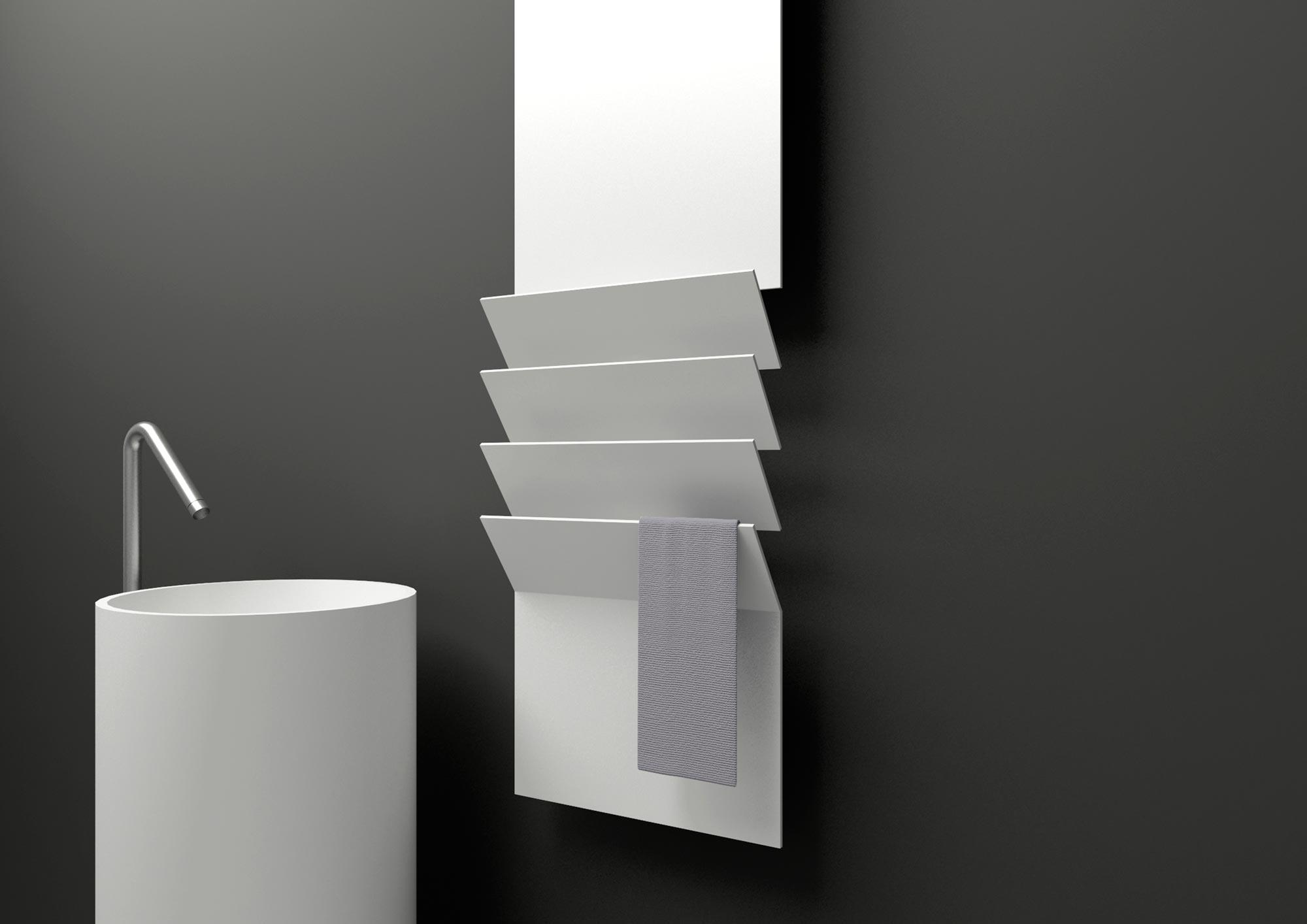 Design Handtuchtrockner Bad.Badheizkorper Und Handtuchtrockner Design Endet Nie