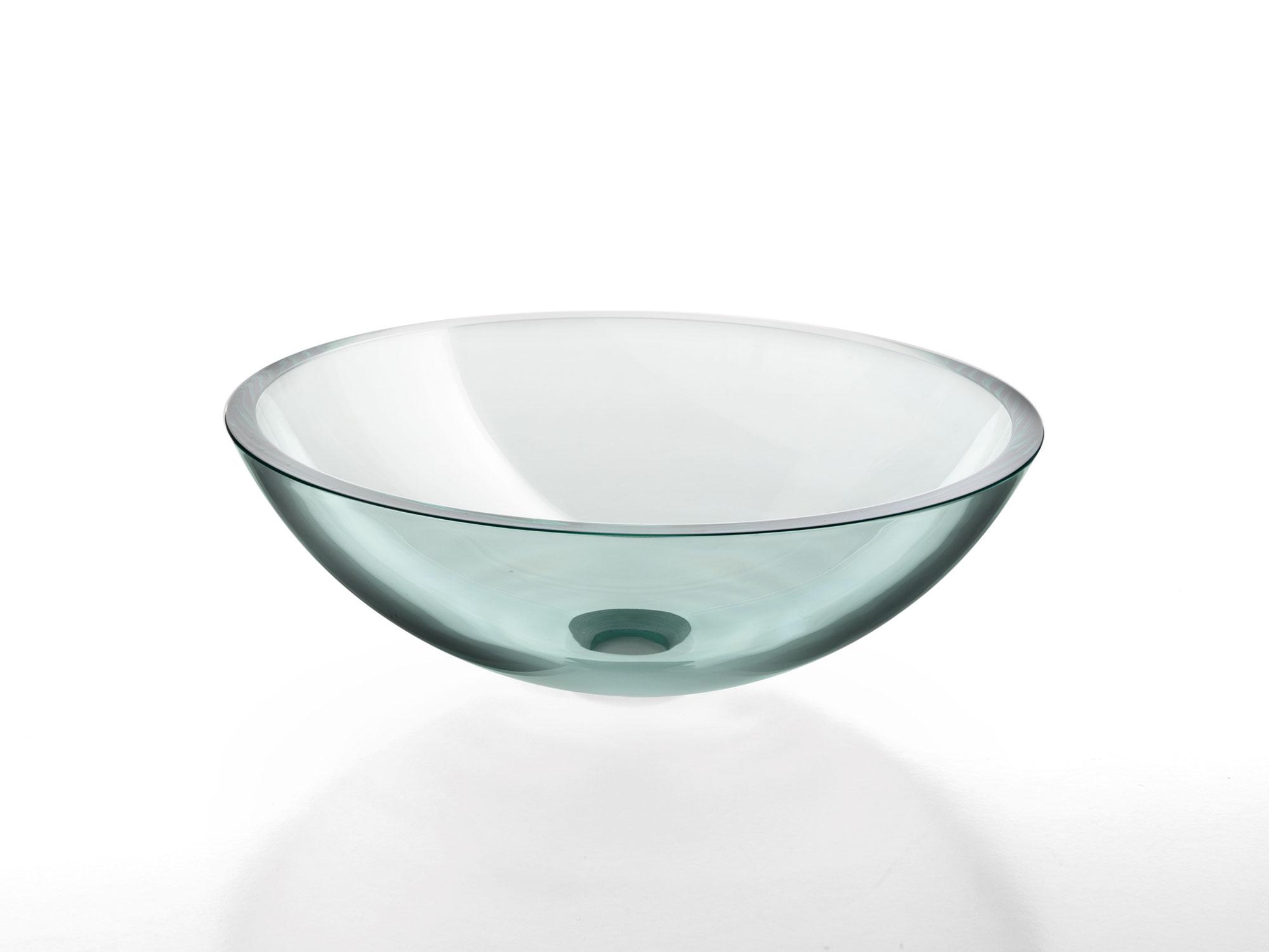 waschbecken aus glas erh ltlich bei hopra badart. Black Bedroom Furniture Sets. Home Design Ideas