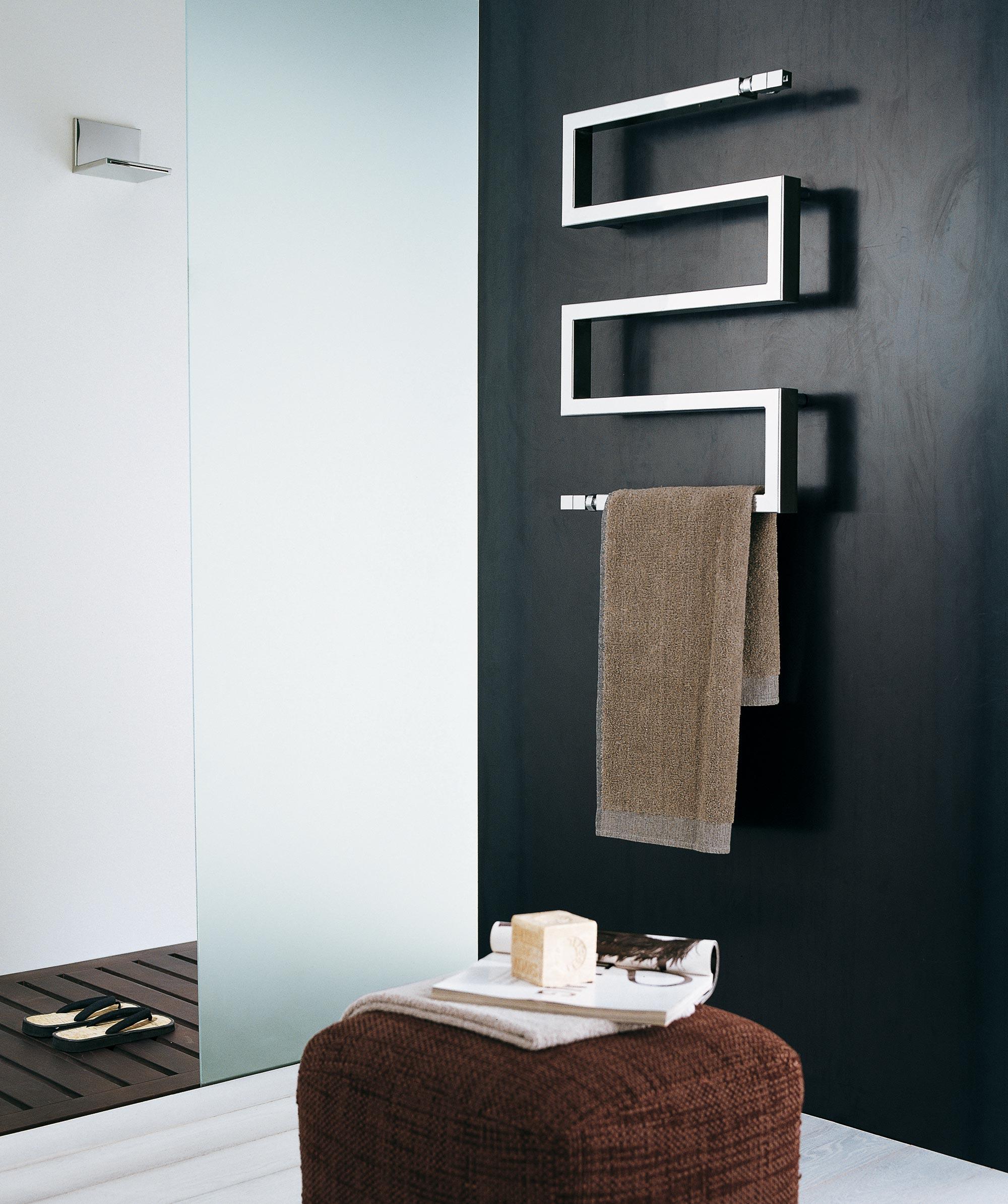 badheizkörper und handtuchtrockner: design endet nie